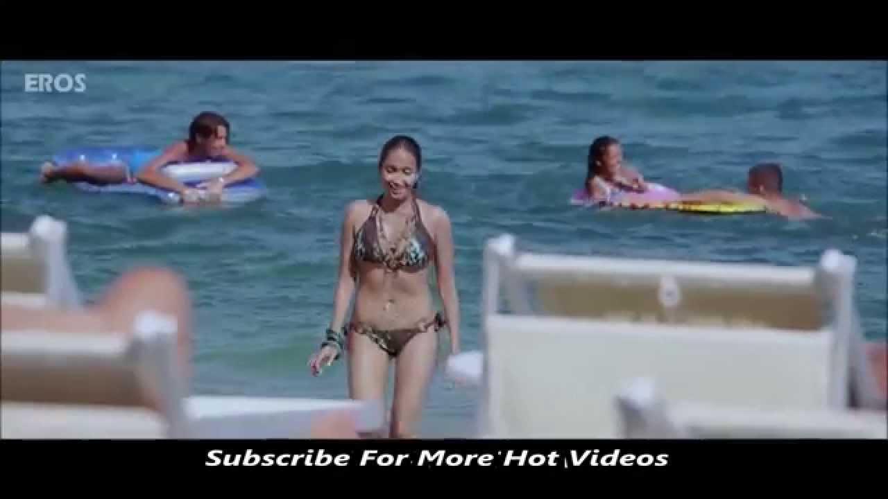 Jiah Khan In Bikini