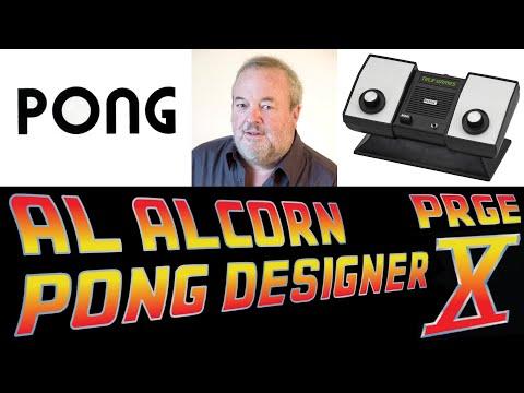 PRGE 2015 - Al Alcorn - Portland Retro Gaming Expo
