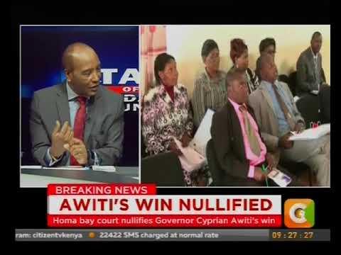 Citizen Extra: Francis Kimemia on the State of Nyandarua County