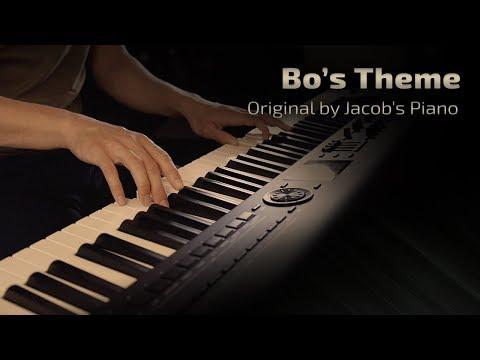 Bo's Theme \\ Original by Jacob's Piano