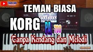 Download Lagu TEMAN BIASA  # TANPA KENDANG mp3