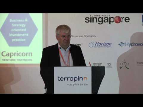 Venture Capital Showcase - Dr. Jos B Peeters
