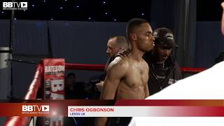 CHRIS OGBONSON VS RICKY ROSE - BBTV - BATESON PROMOTIONS LEEDS