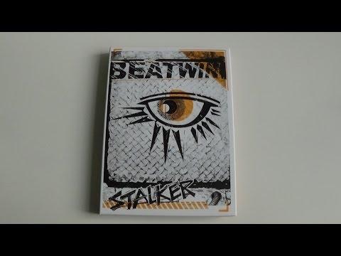 Unboxing BEATWIN 비트윈 1st Mini Album INSATIABLE/STALKER 스토커