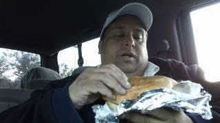 El Pollo Locos Shredded Beef Torta REVIEW!!
