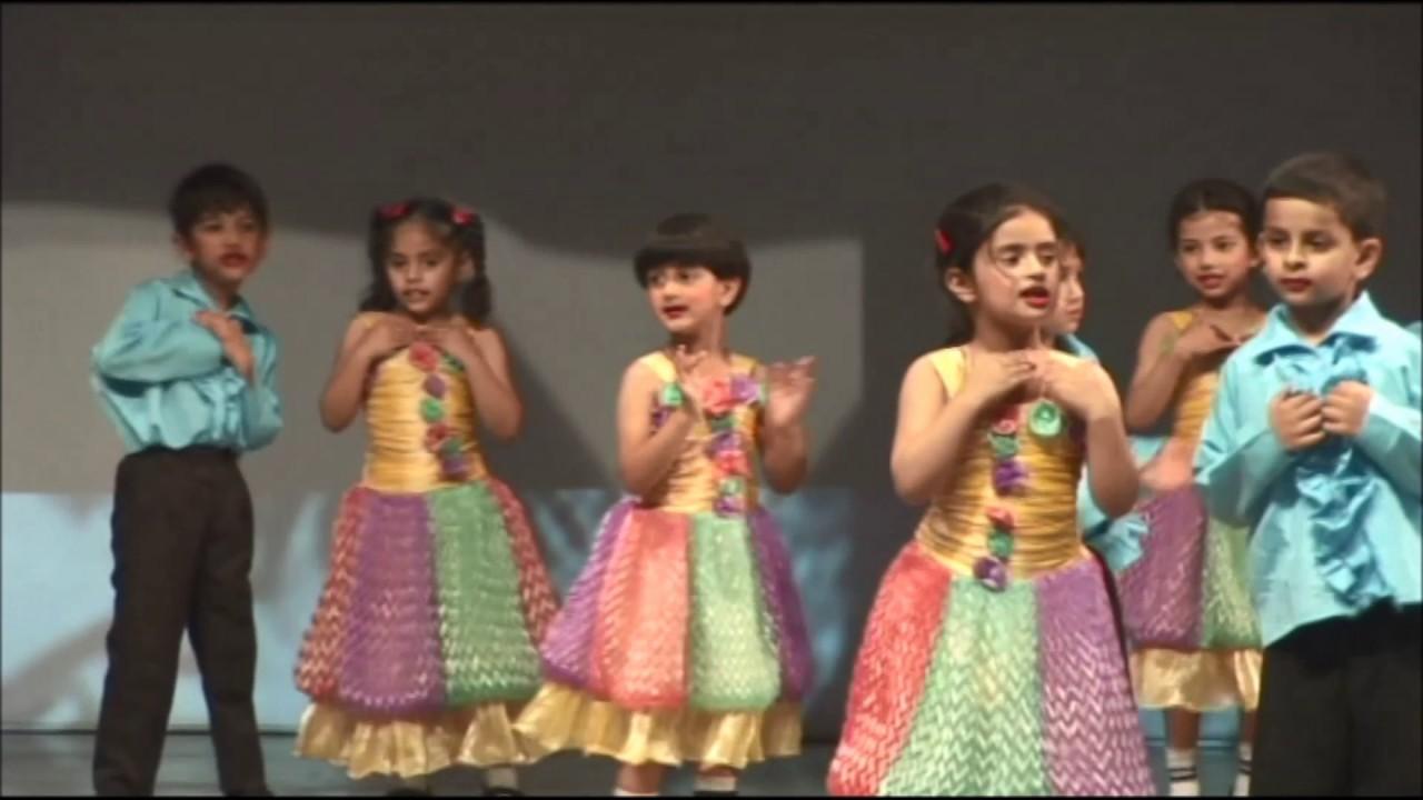 8f419500cc95 Mera Naam Chin Chin Chu - Cutest Dance Ever!! Toddlers Graduation ...