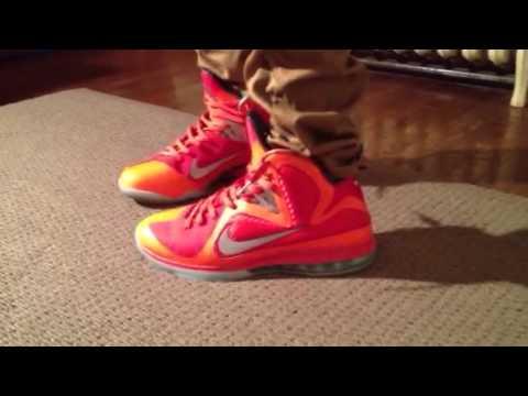 a18092a8e224e Nike Lebron 9