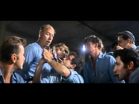 Classic Poker s  Cool Hand Luke with Paul Newman  Keep comin' back with nothin'.avi