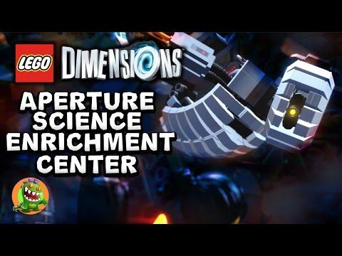 LEGO Dimensions   Aperture Science Enrichment Center
