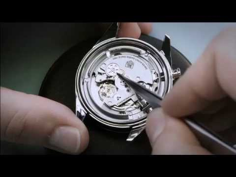 TAG Heuer | Manufacture Movie
