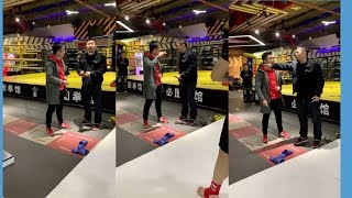 Baixar Kung Fu Guy Challenges Xu Xiaodong At His Gym - Exclusive Footage