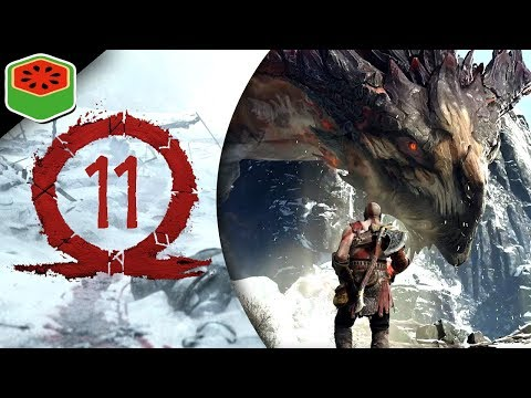 PART 11 - AMAZING BOSS FIGHT | God of War Let's Play