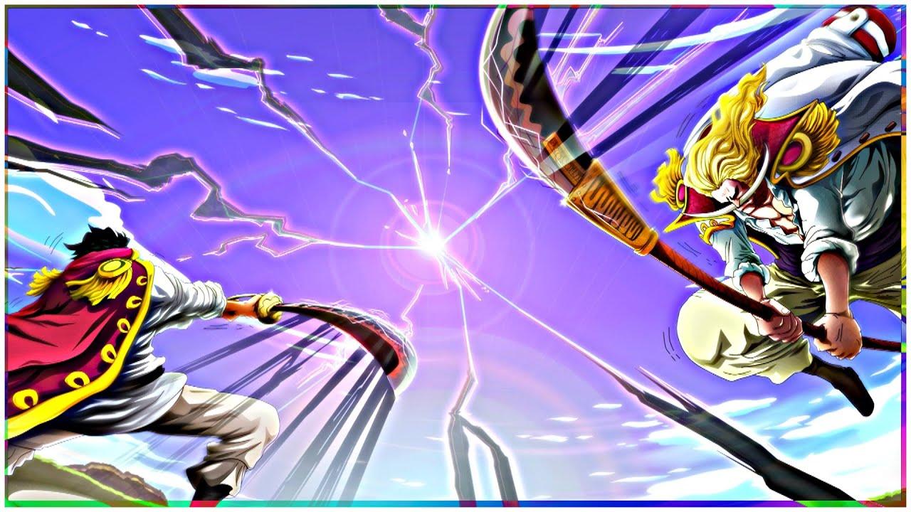 Makin Panjang ! Ini Keseruan Duel Roger vs Whitebeard di One Piece!