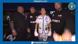 Josh Warrington ring walk vs Lee Selby At Elland Road