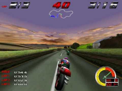 Redline Racer Demo