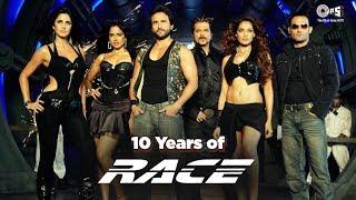 Anil Kapoor Celebrates 10 Years Of Race | #Race3ThisEID | Salman Khan | Remo D
