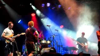 Devlin Ft. Ed Sheeran - All Along The Watchtower - V Festival, Chelmsford 18/08/2012