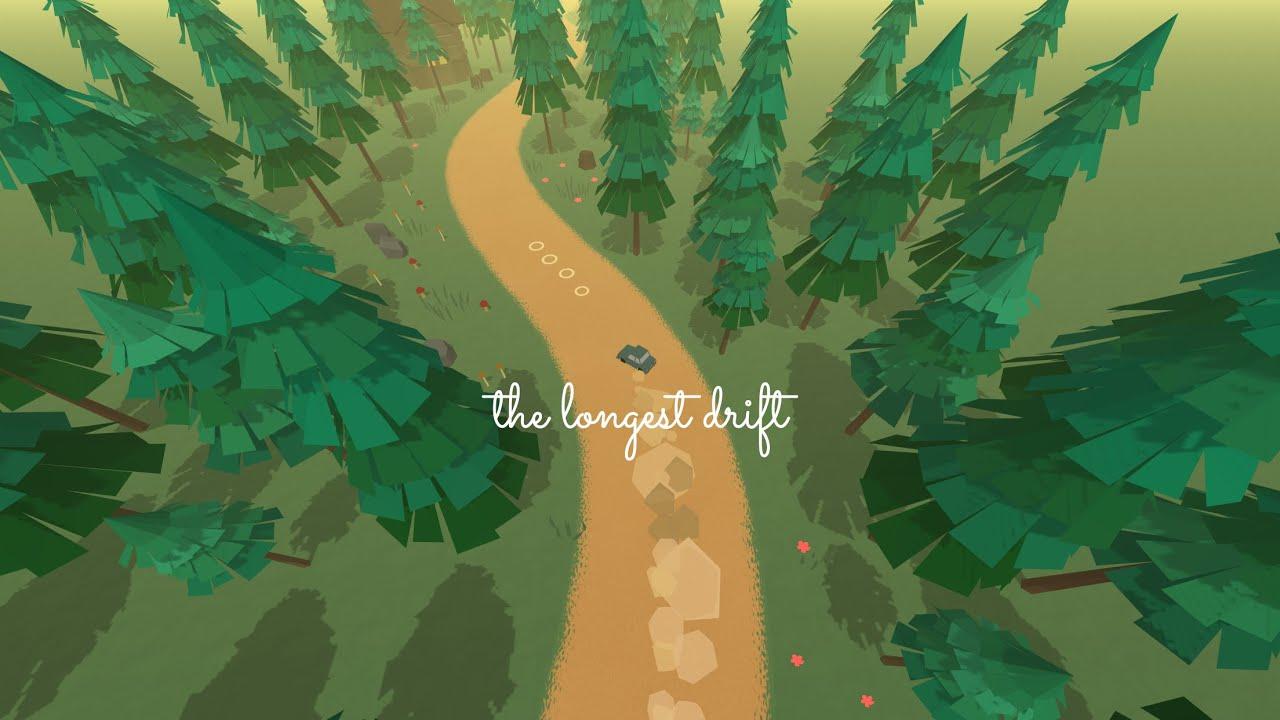 the longest drift - game trailer