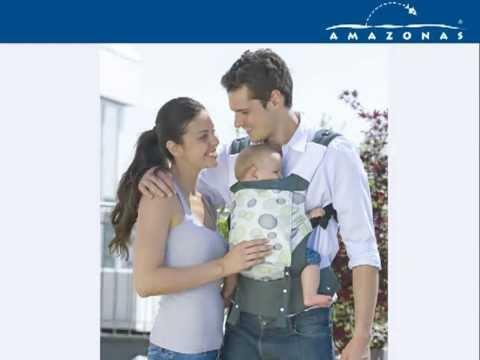 amazonas smart carrier r ckentrage back carry youtube. Black Bedroom Furniture Sets. Home Design Ideas