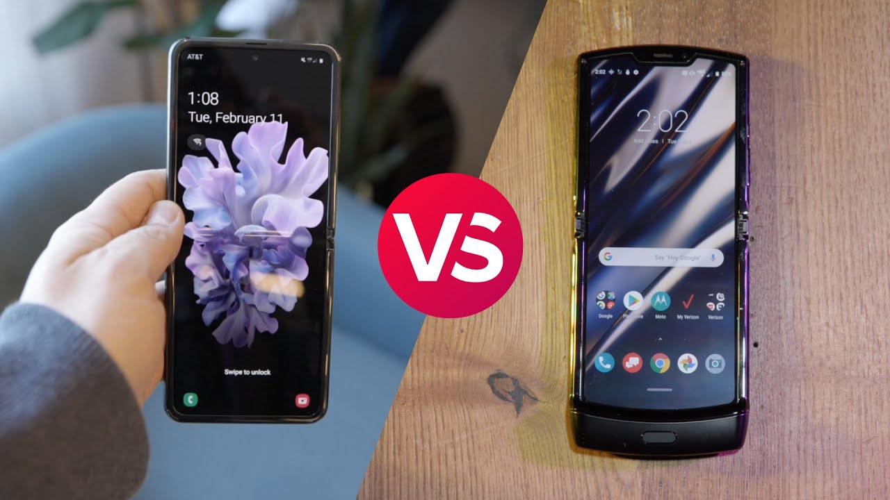Galaxy Z Flip vs. Motorola Razr: Spec comparison - CNET
