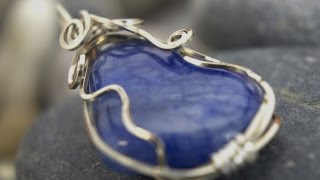 Wire wrap stone inpiration