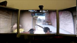 monitory surround nvidia samsung cs go sell