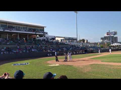 Final Out In Bridgeport Bluefish History HD