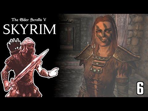 Skyrim - Questing For Aela - Part 6