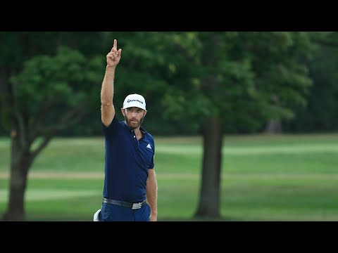 Dustin Johnson's best shots from the 2019-20 season