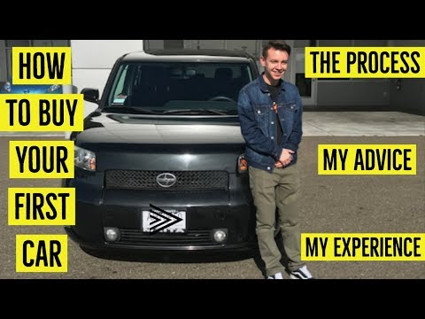 HOW TO BUY YOUR FIRST CAR FROM A DEALERSHIP! | Walkthrough/The Process |