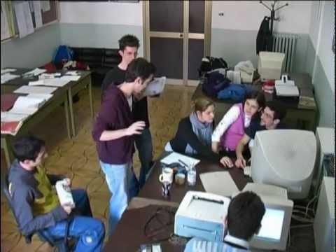 Fuori Tempo - film di istituto 2004 Liceo Scacchi Bari - Backstage Completo