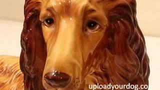 Dog Urn Ashes Cremation Sculpture Statue Figure Max A Million, Miss You, Love R.i.p