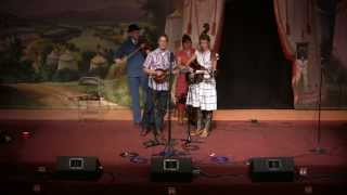 02 Foghorn Stringband 2014-01-18 High On A Hilltop