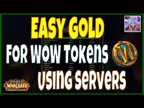 How To Make Easy Gold In Wow 6 2 3 To Buy Wow Gametime Tokens Youtube