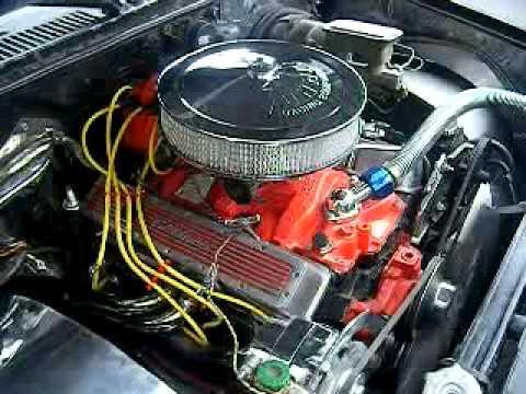 Motor 350tbi Con Cabezas De 350 De Carburador YouTube