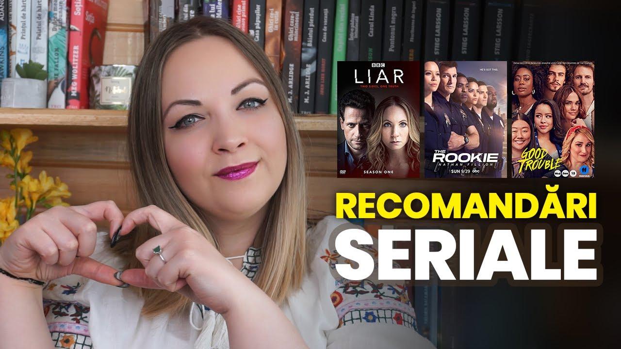 Recomandări de Seriale și Cărți | Martie 2020