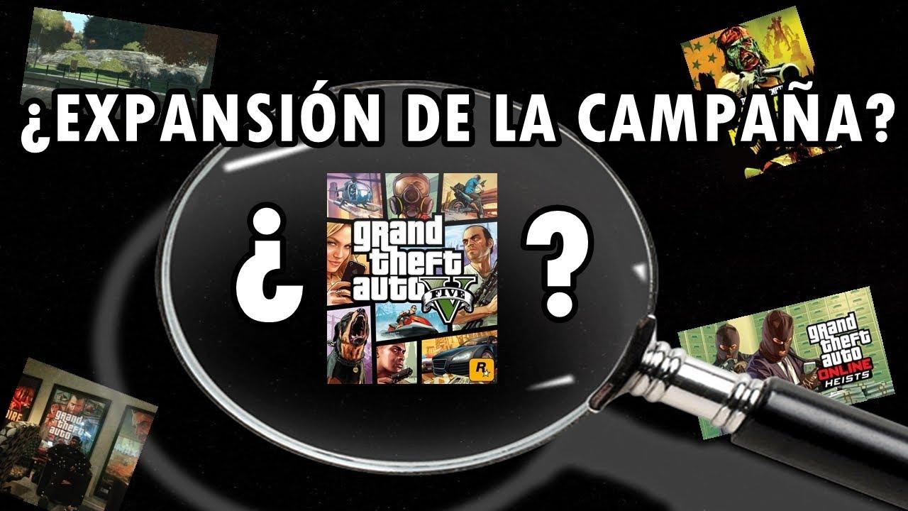 La EXPANSIÓN de GTA V | Teorías.