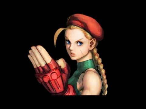 [COVER] Street Fighter II - Cammy's Theme by Carson Mauthe