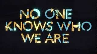 Смотреть клип Kaskade & Swanky Tunes Feat. Lights - No One Knows Who We Are