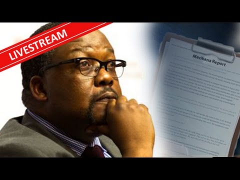 Nhleko briefs committee on Marikana recommendations