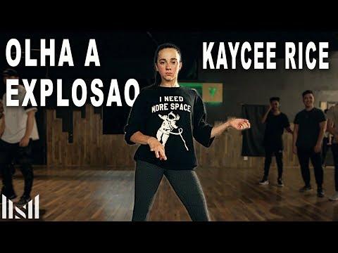 OLHA A EXPLOSAO - MC Kevinho Dance ft Kaycee Rice | Matt Steffanina & Chachi Choreography