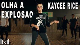 OLHA A EXPLOSAO - MC Kevinho Dance ft Kaycee Rice | Matt Ste...