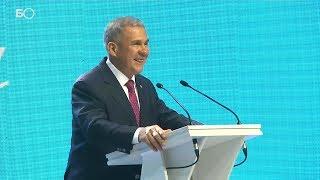 видео: Минниханов: «Башкортостан - самая близкая нам республика»