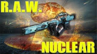 *R.A.W. Nuclear - Solar Powered* | BEST CLASS SETUP | CALL OF DUTY INFINITE WARFARE
