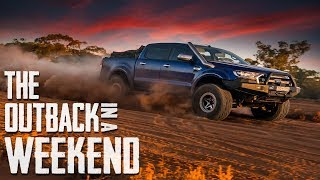 How to see the OUTBACK in a WEEKEND - Trailer
