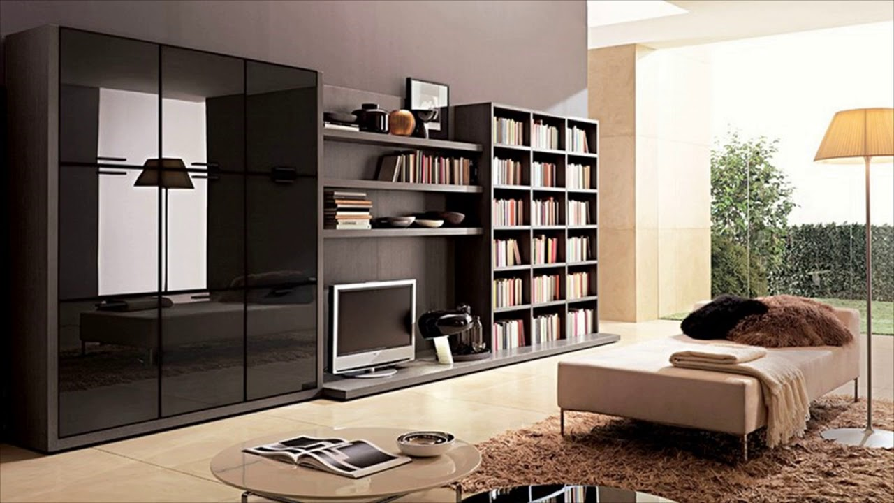 Living Room Storage Cabinets Ideas Youtube