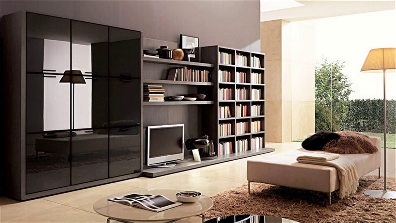 Living Room Storage Cabinets Ideas