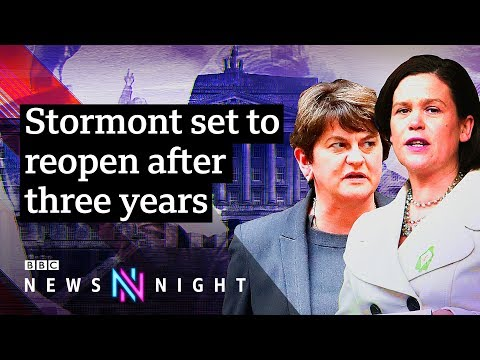Stormont Talks: Main NI Parties Agree Power-sharing Deal - BBC Newsnight