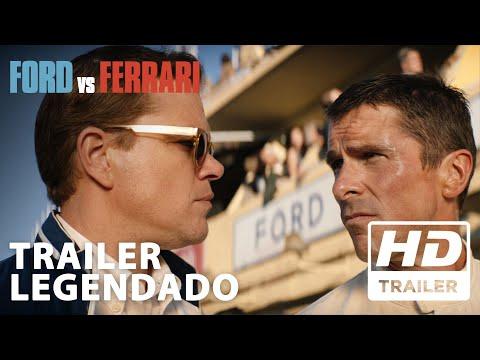 Ford vs Ferrari | Trailer Oficial 2 | Legendado HD