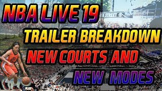 """A MUST WATCH"" THE DEEPEST NBA LIVE 19 TRAILER BREAKDOWN"" NOTHING CONFIRMED!!!!"